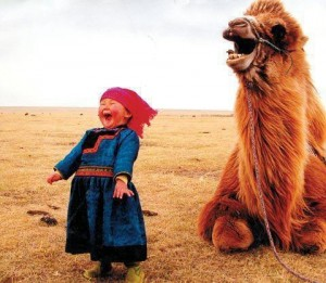 A Child's Happiness