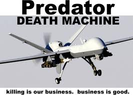 U.S.A. drone
