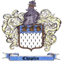 Chaplin Coat of Arms