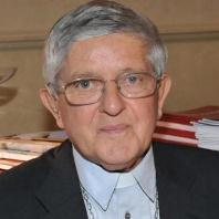 Bishop Ceasere Mazzolari, a tireless man of God.